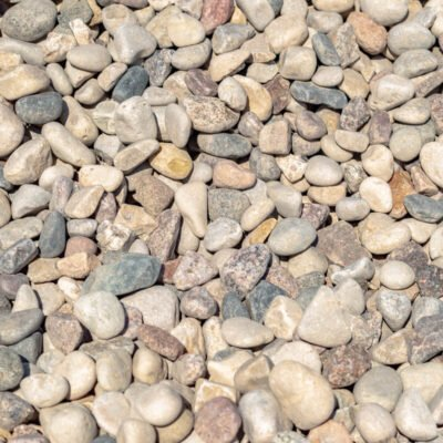 "Decorative 1-1/2"" American Heritage stones and landscaping rocks"