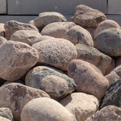 18 inch to 24 inch Granite Boulders