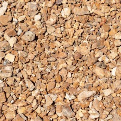 5/8 inch Meramec Landscape Stones