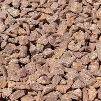 Colonial Red Granite Stones