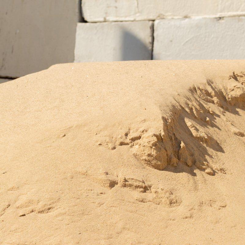 Mason Sand Pile