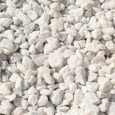 White Marble Stones